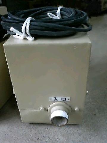 モルタル流量計 検出器