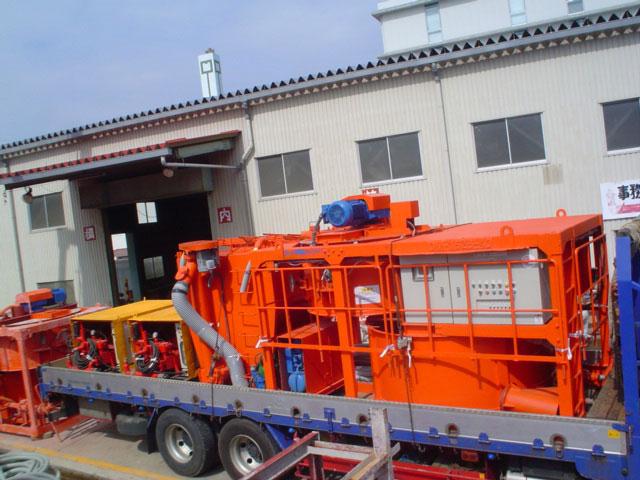 トラック積載例